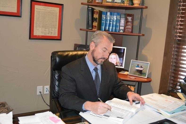 criminal defense attorney in Fort Worth